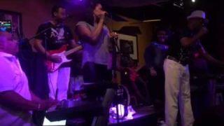 CV BOYS band live at Cesaria - Felicidade