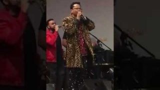 CV BOYS band live with Ze Delgado - Labios di Flor